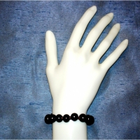 "Bracelet ""The black pearl"""
