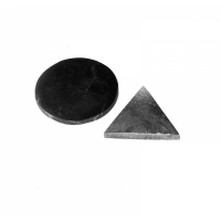 Polished pocket harmonizers (Ring and Triangle)