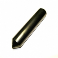 Polished pencil for massage