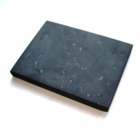 Shungite Polished Tile 10x10 cm