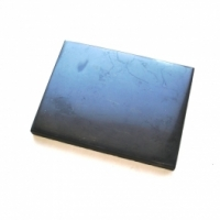 Shungite unpolished tile 9x12cm