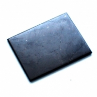 Polished plate for cell phone (rectangular) 21x15mm