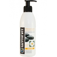 """Nutritional"" dermatological soft soap"
